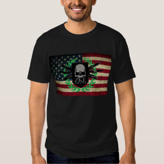 Zombie Killer Elite USA Team Olympic tribute Shirt