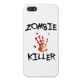 Zombie Killer iPhone 5 Case