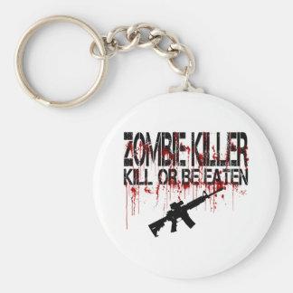 Zombie Killer Keychain