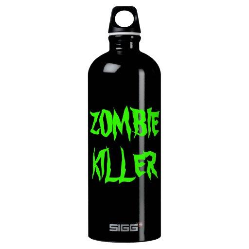 Zombie Killer SIGG Traveler 1.0L Water Bottle
