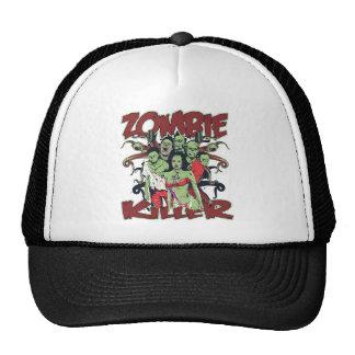 Zombie Killer Trucker Hat