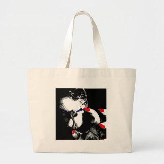 Zombie Killer - Xanox, Sub-Human Canvas Bags