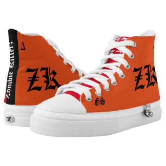 zombie killerz™, ghost squadz® sneakers printed shoes