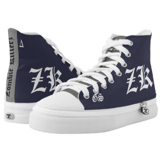 Zombie Killerz™ ghost squadz®sneakers Printed Shoes