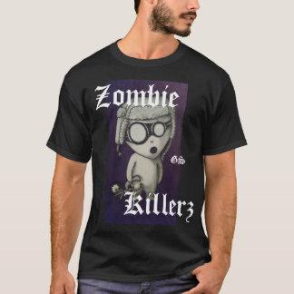 zombie Killerz pilotz ghost squad T-Shirt