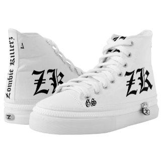 zombie Killerz™ sneakers ghostz Printed Shoes