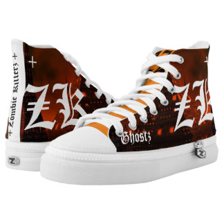 Zombie Killerz sneakers Printed Shoes