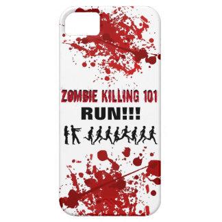 Zombie Killing 101 (RUN!!!) iPhone SE/5/5s Case