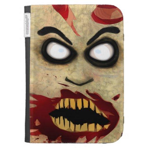 Zombie Kindle Case