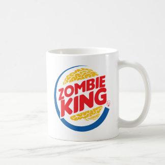 Zombie King Coffee Mugs