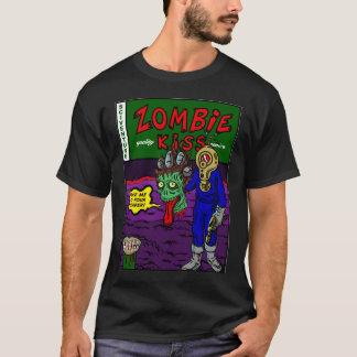 Zombie Kiss Comics Cover T-Shirt
