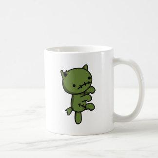 Zombie Kitty Coffee Mug