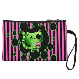Zombie Kitty mini clutch