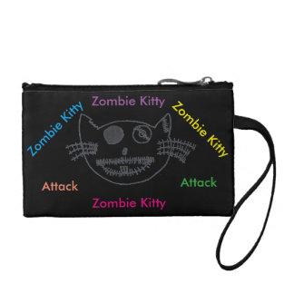 Zombie Kitty Purse