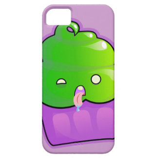 Zombie-kleiner Kuchen iPhone 5 Case