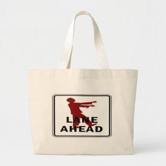 Zombie Lane Tote Bag