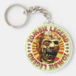 Zombie Legend Key Chains