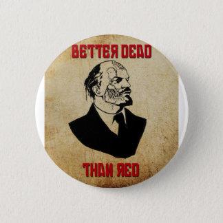 Zombie Lenin; Better Dead Than Red Button