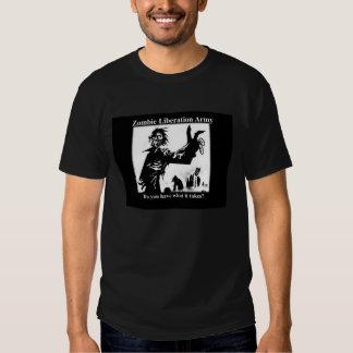 Zombie Liberation Army 2 T-Shirt