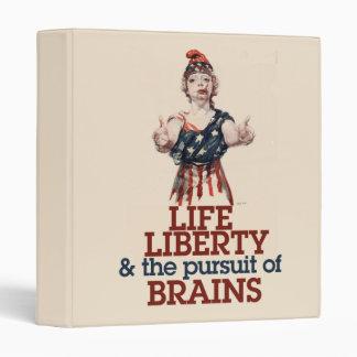 Zombie Liberty Binder