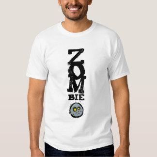 Zombie Logo (vertical) T-Shirt
