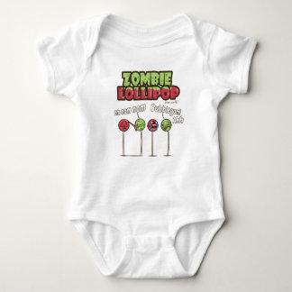 zombie Lollipop Body Para Bebé