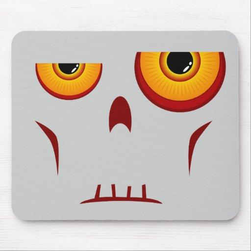 Zombie Long Face Mousepad