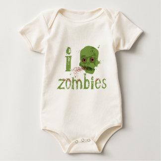 Zombie Love Baby Bodysuit