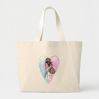Zombie Love Canvas Bags