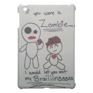 Zombie Love Case For The iPad Mini