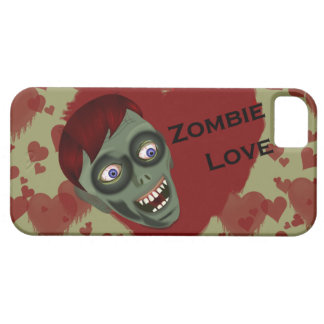 Zombie Love iPhone 5 Barely There Case