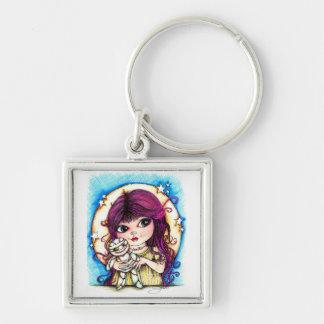 Zombie Love! Keychain
