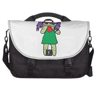 Zombie Love Laptop Computer Bag