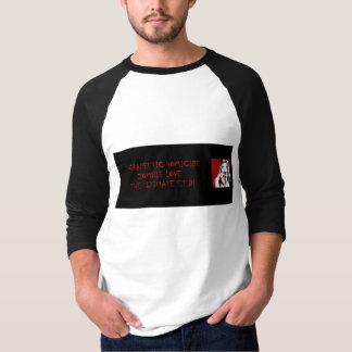 Zombie Love Mens 3/4 T-Shirt