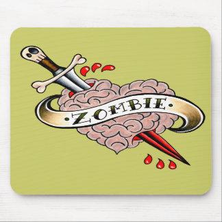 Zombie Love Mousepad