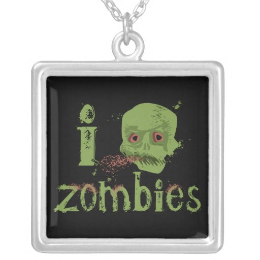 Zombie Love Necklace