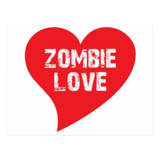 Zombie Love Postcards