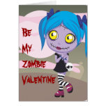 Zombie Love Stationery Note Card