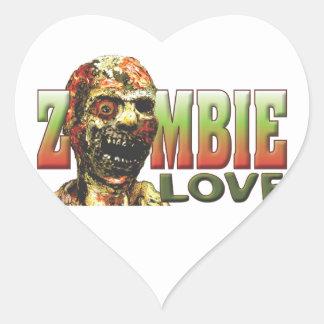 Zombie Love Stickers