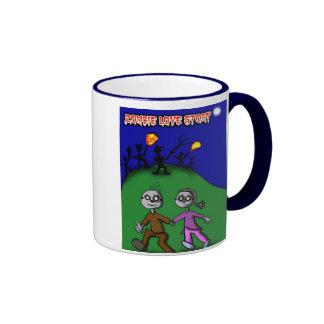 Zombie Love Story Mug