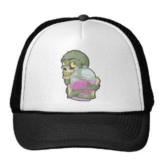 Zombie Love Trucker Hat
