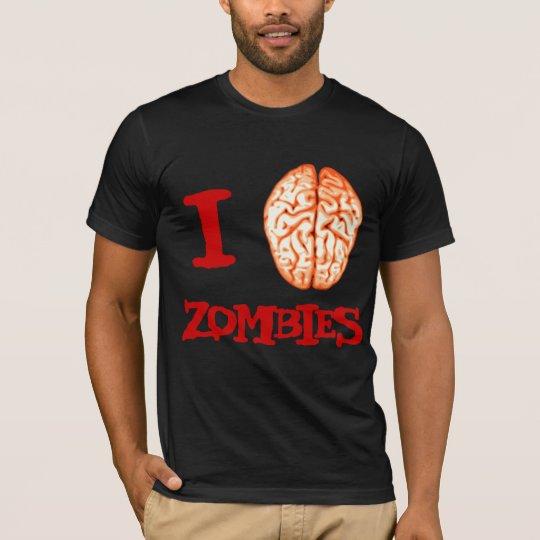 zombie love tshirt