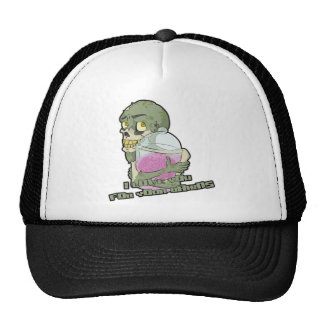 Zombie Love - with letters Trucker Hat