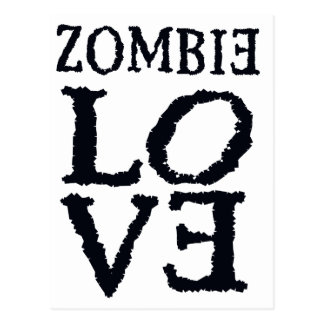 Zombie Love You Postcards