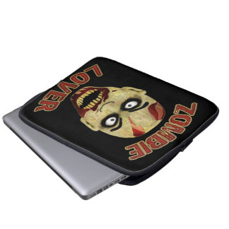 Zombie Lover Laptop Sleeves