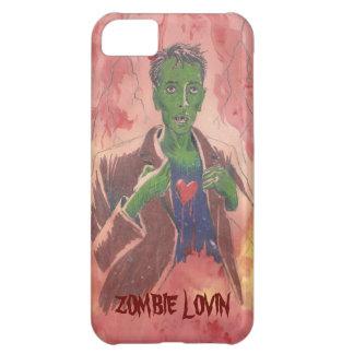 ZOMBIE LOVIN iPhone 5C CASE