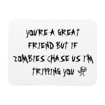 SassyChickDesigns Zombie magnet