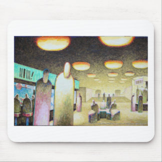 Zombie Mall II Mouse Pad