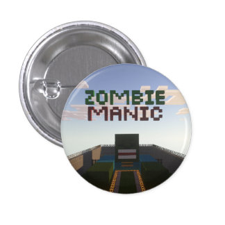 Zombie Manic Button