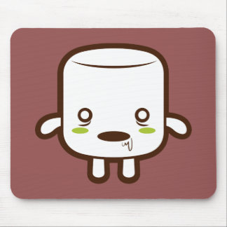 Zombie Marshmallow Mouse Pads